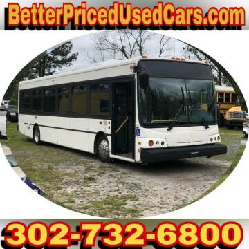 2009 NABI KNEELING BUS for sale at Better Priced Used Cars in Frankford DE
