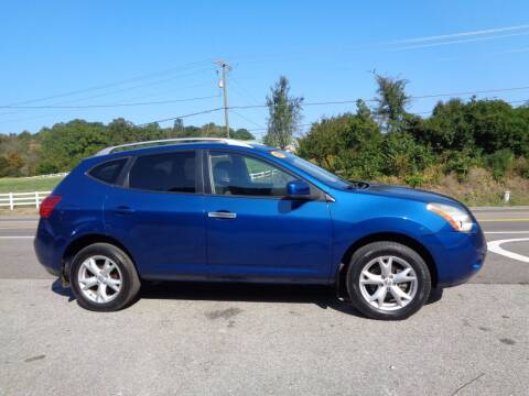 2009 Nissan Rogue for sale at Car Depot Auto Sales Inc in Seymour TN