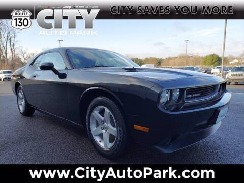 2010 Dodge Challenger for sale at City Auto Park in Burlington NJ