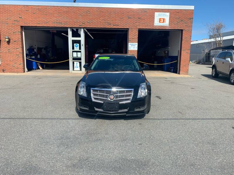 2011 Cadillac CTS for sale at Cote & Sons Automotive Ctr in Lawrence MA