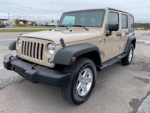 2016 Jeep Wrangler Unlimited for sale at Southern Auto Exchange in Smyrna TN