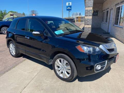 2011 Acura RDX for sale at Willrodt Ford Inc. in Chamberlain SD