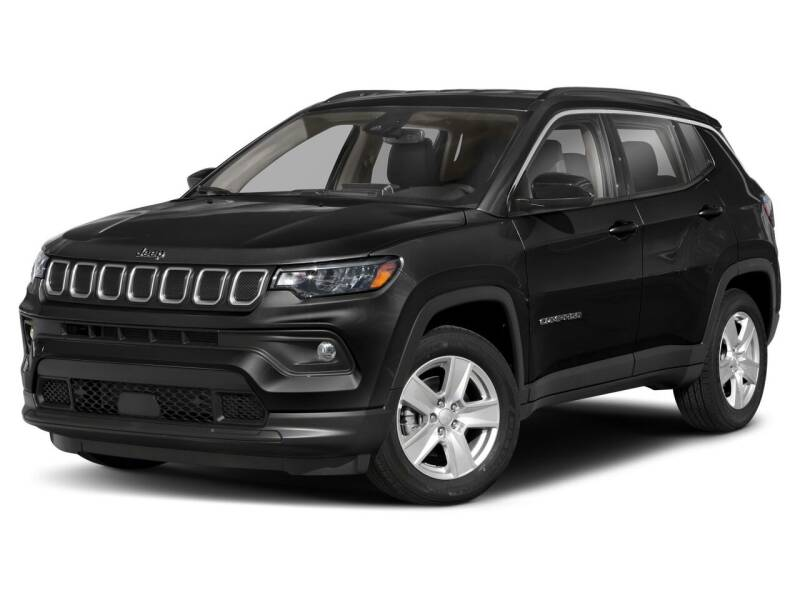 2022 Jeep Compass for sale at PATRIOT CHRYSLER DODGE JEEP RAM in Oakland MD