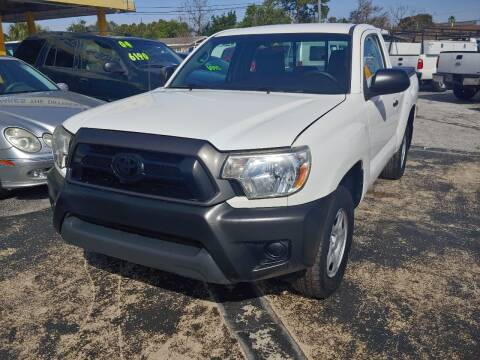 2013 Toyota Tacoma for sale at Autos by Tom in Largo FL