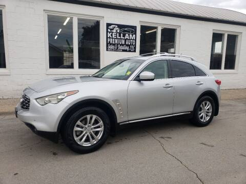 2009 Infiniti FX35 for sale at Kellam Premium Auto Sales & Detailing LLC in Loudon TN