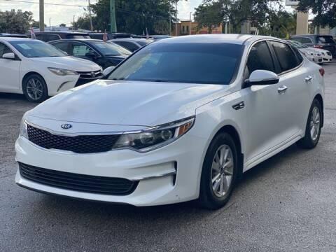 2017 Kia Optima for sale at BC Motors in West Palm Beach FL
