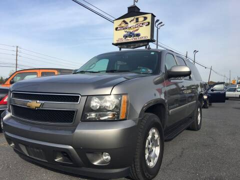 2008 Chevrolet Suburban for sale at A & D Auto Group LLC in Carlisle PA