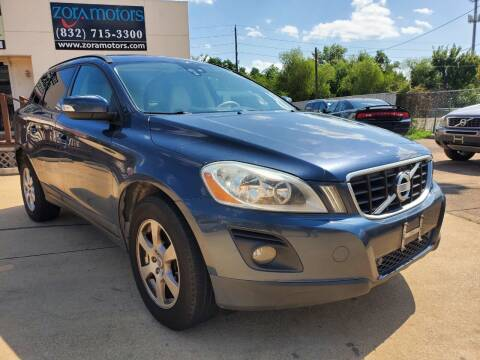 2010 Volvo XC60 for sale at Zora Motors in Houston TX