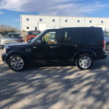 2010 Land Rover LR4 for sale at Platinum Auto Group in La Grange KY