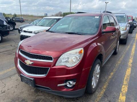 2010 Chevrolet Equinox for sale at Best Auto & tires inc in Milwaukee WI