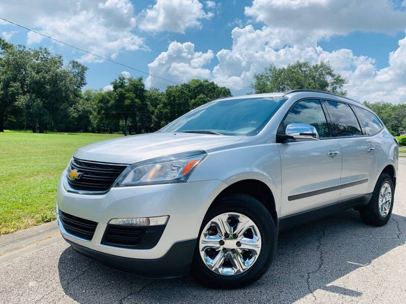 2014 Chevrolet Traverse for sale at FLORIDA MIDO MOTORS INC in Tampa FL