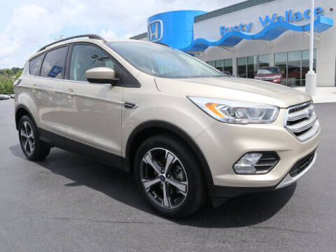 2018 Ford Escape for sale at RUSTY WALLACE HONDA in Knoxville TN