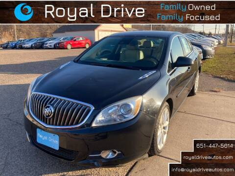 2014 Buick Verano for sale at Royal Drive in Newport MN