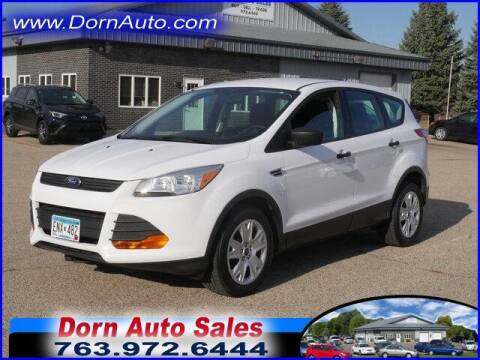2014 Ford Escape for sale at Jim Dorn Auto Sales in Delano MN