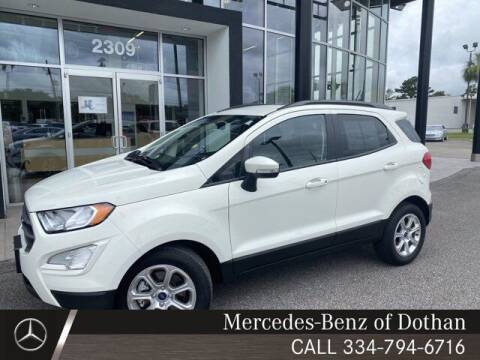 2019 Ford EcoSport for sale at Mike Schmitz Automotive Group in Dothan AL