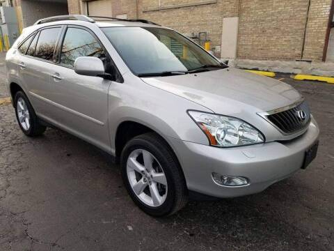 2008 Lexus RX 350 for sale at U.S. Auto Group in Chicago IL