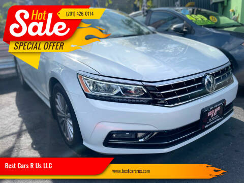 2017 Volkswagen Passat for sale at Best Cars R Us LLC in Irvington NJ