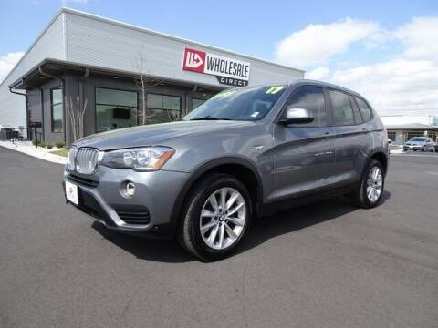 2017 BMW X3 for sale at Wholesale Direct in Wilmington NC
