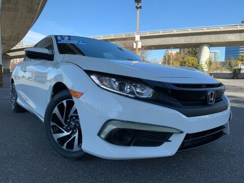 2016 Honda Civic for sale at Bay Auto Exchange in San Jose CA