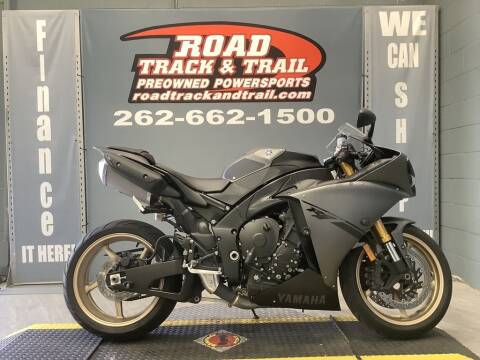 2014 Yamaha YZF-R1 for sale at Road Track and Trail in Big Bend WI