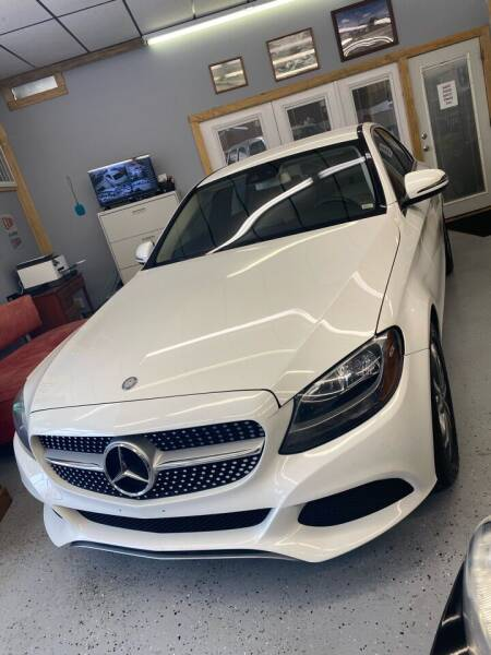 2016 Mercedes-Benz C-Class for sale at Car Barn of Springfield in Springfield MO
