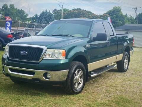 2007 Ford F-150 for sale at Cutiva Cars in Gastonia NC