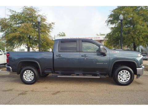 2020 Chevrolet Silverado 2500HD for sale at BLACKBURN MOTOR CO in Vicksburg MS