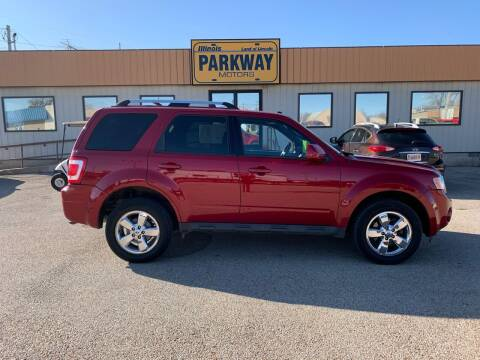 2010 Ford Escape for sale at Parkway Motors in Springfield IL