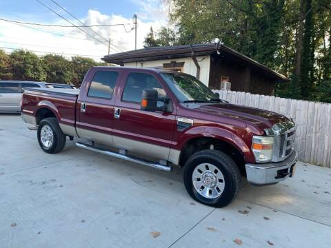 2008 Ford F-250 Super Duty for sale at Carflex Auto in Charlotte NC