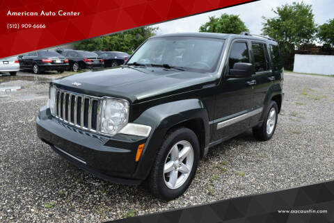 2011 Jeep Liberty for sale at American Auto Center in Austin TX