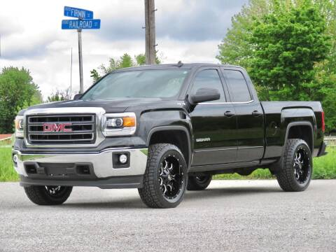 2014 GMC Sierra 1500 for sale at Tonys Pre Owned Auto Sales in Kokomo IN