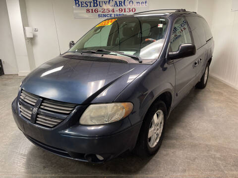 2007 Dodge Grand Caravan for sale at Best Buy Car Co in Independence MO