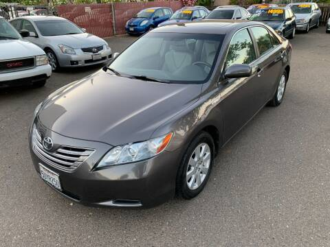 2007 Toyota Camry Hybrid for sale at C. H. Auto Sales in Citrus Heights CA