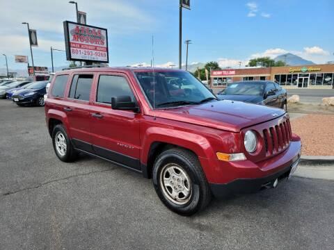 2014 Jeep Patriot for sale at ATLAS MOTORS INC in Salt Lake City UT