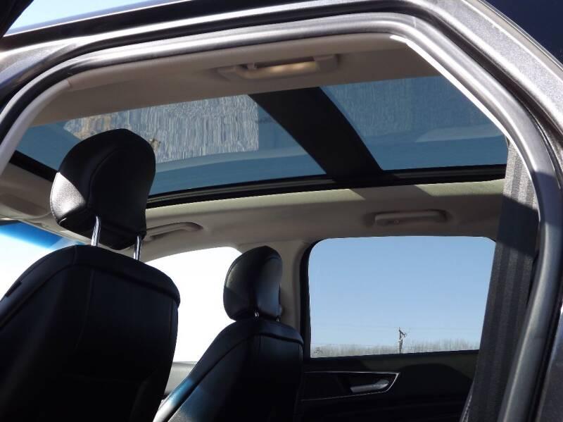 2017 Ford Edge AWD Titanium 4dr Crossover - Atlantic IA