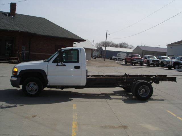 2004 GMC Sierra 3500 for sale at Quality Auto Sales in Wayne NE