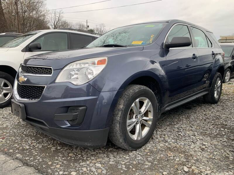 2013 Chevrolet Equinox for sale at Auto Warehouse in Poughkeepsie NY