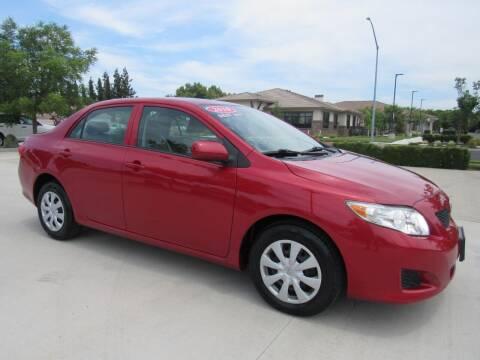 2010 Toyota Corolla for sale at 2Win Auto Sales Inc in Oakdale CA