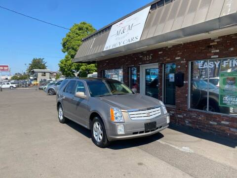 2006 Cadillac SRX for sale at M&M Auto Sales in Portland OR