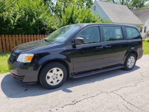 2010 Dodge Grand Caravan for sale at REM Motors in Columbus OH