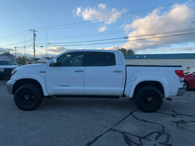 2012 Toyota Tundra for sale at BAY CITY MOTORS in Portland ME