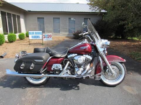 2002 Harley-Davidson Road King for sale at Blue Ridge Riders in Granite Falls NC