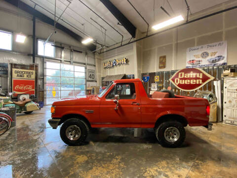 1987 Ford Bronco for sale at Cool Classic Rides in Redmond OR