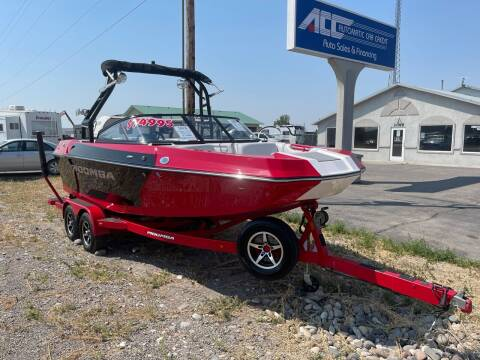 2018 Moomba  Helix  for sale at Top Line Auto Sales in Idaho Falls ID