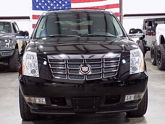 2007 Cadillac Escalade for sale at Texas Motor Sport in Houston TX
