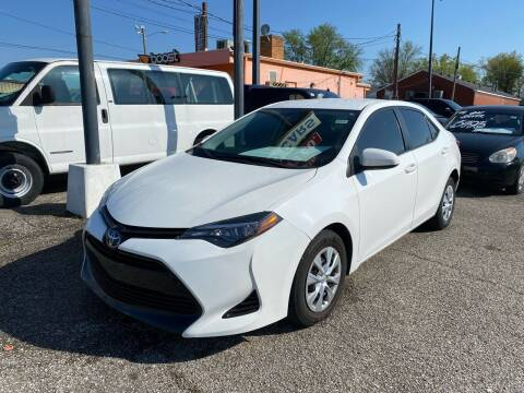 2018 Toyota Corolla for sale at 4th Street Auto in Louisville KY