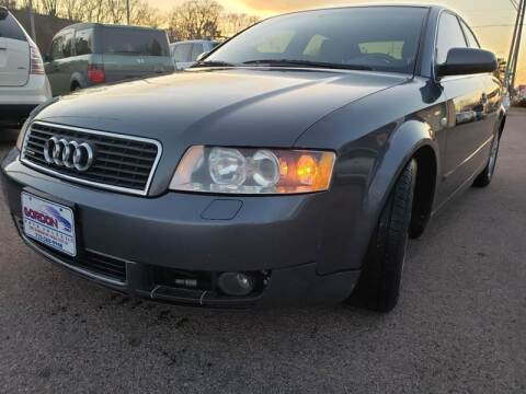 2002 Audi A4 for sale at Gordon Auto Sales LLC in Sioux City IA