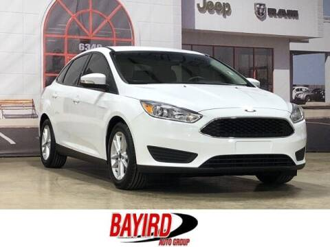 2016 Ford Focus for sale at Bayird Truck Center in Paragould AR