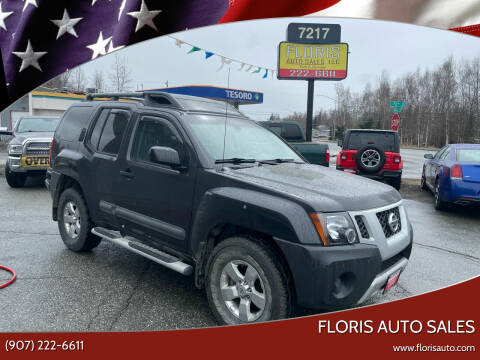 2011 Nissan Xterra for sale at FLORIS AUTO SALES in Anchorage AK