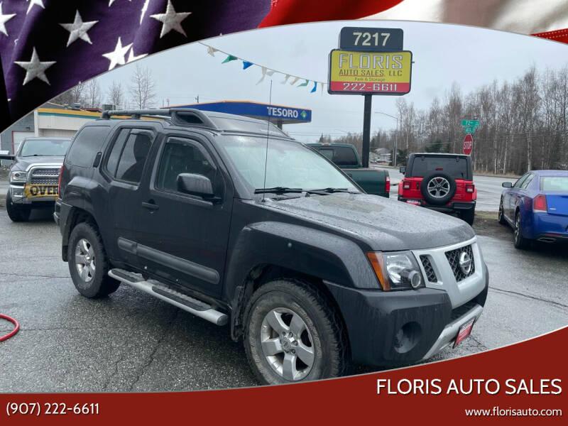 2011 Nissan Xterra for sale at FLORIS AUTO SALES in Anchorage AK